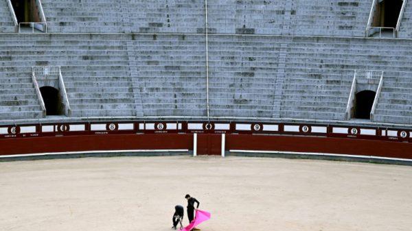 In Spain, virus puts trainee bullfighters' careers on hold