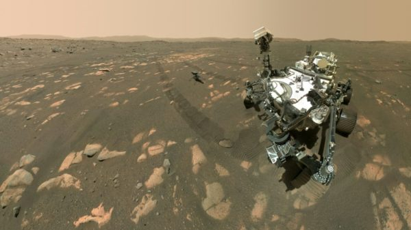 Mars Ingenuity helicopter given new scouting mission