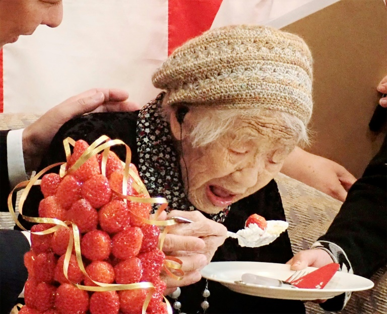 World's oldest person pulls out of Olympic torch relay