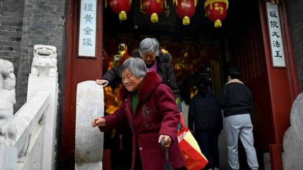 City of centenarians points the way for China's ageing future