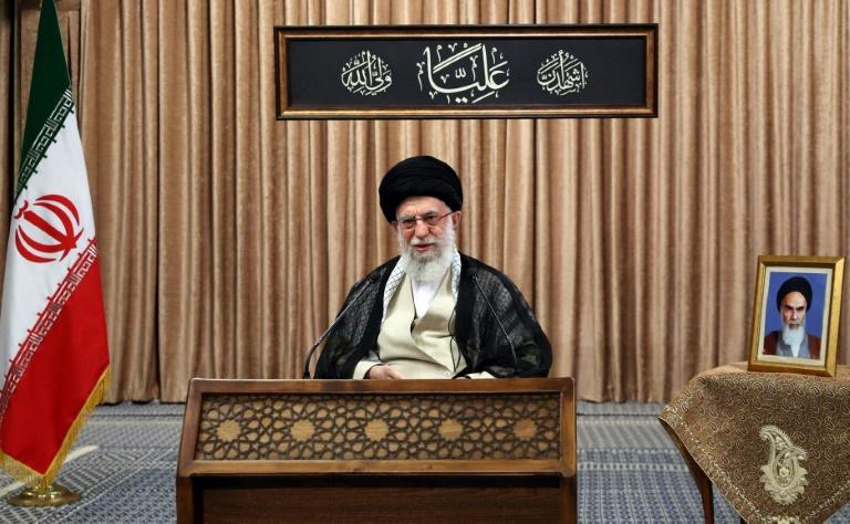 Iran's Khamenei says remarks by Zarif in audio leak 'big mistake'