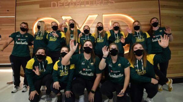 Australia softball team to be first at virus-hit Tokyo Olympics