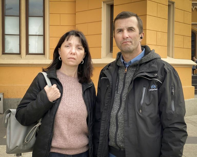 'Please save him' plead Belarus blogger's parents