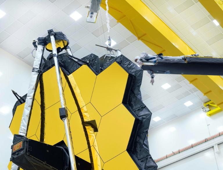 NASA's giant Webb telescope succeeds in key pre-launch test
