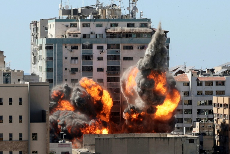 'Roof knocking': Israel warning system under scrutiny in Gaza conflict