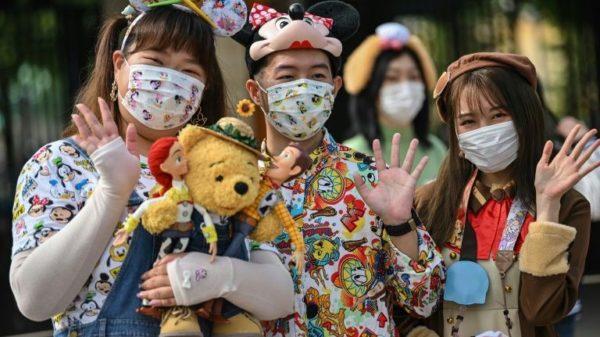 China, China Shanghai Disneyland