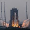 China successfully launches first cargo mission to new space station