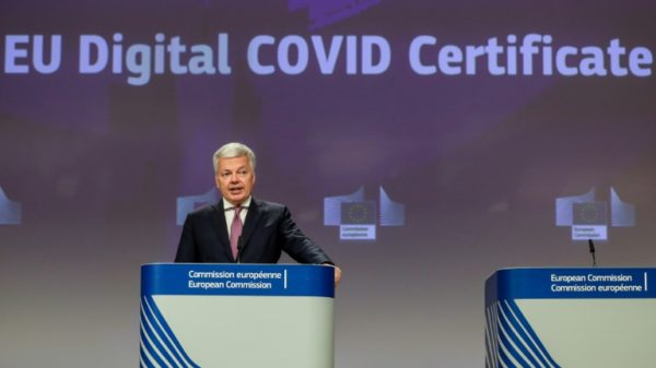 EU summit welcomes Covid certificate to unlock travel