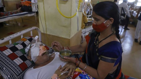 UN chief declares 'war' on Covid as India toll tops 300,000 dead