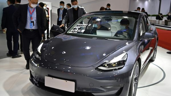 Tesla to build data centre in China after backlash, spying fears