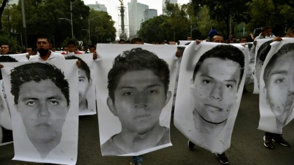 Third Mexican student's remains identified from missing 43