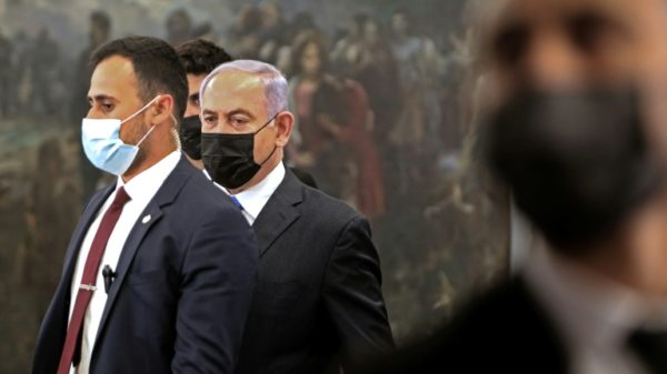 Israel 'change' coalition poised for vote to end Netanyahu era