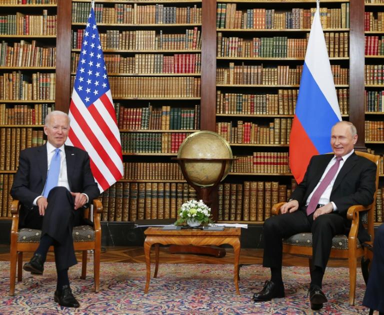 Biden, Putin hail positive talks, but US warns on cyberwar