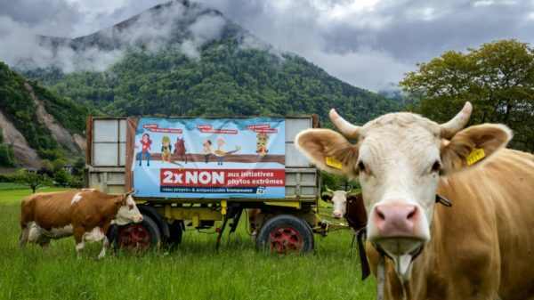Swiss mired in poisonous row over pesticides