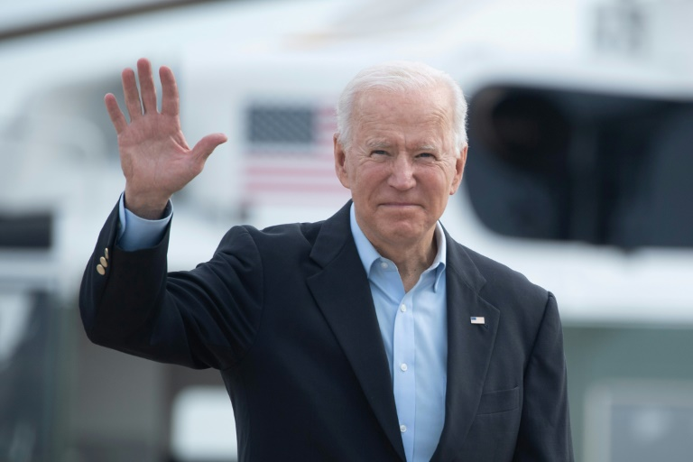 US image abroad has improved with Biden election: Pew survey