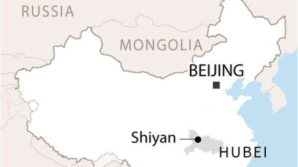Gas blast in China kills 12, rescue operation ongoing: officials
