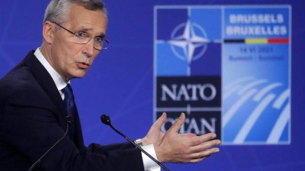 Biden rallies NATO against 'systemic'  China threat