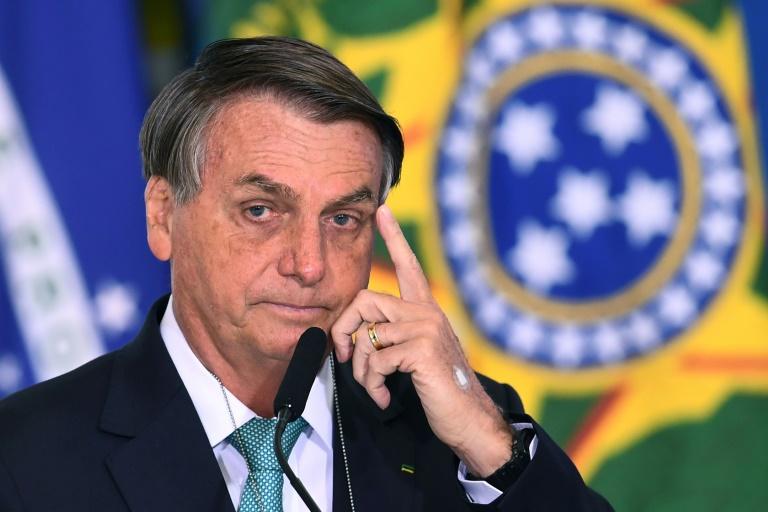 Bolsonaro booed on plane, tells critics to 'take a donkey'