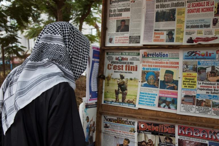 French army kills Mali jihadist linked to journalist murders