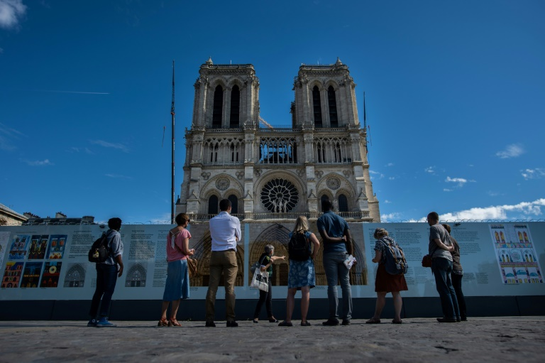 Notre-Dame cathedral seeks more money for interior repairs