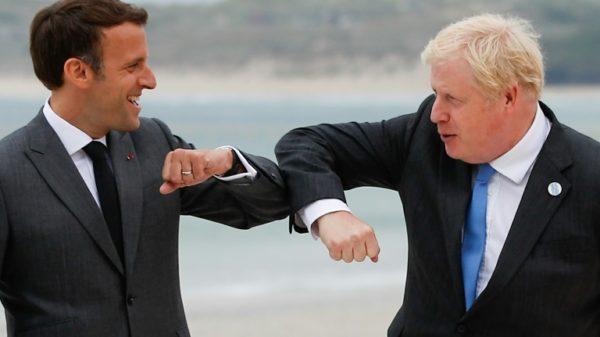 UK's Johnson warns EU of 'steps' over N.Irish Brexit trade
