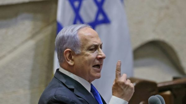Israel 'change' coalition poised to end Netanyahu era