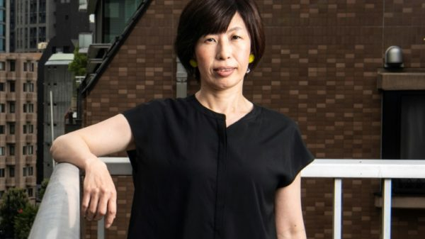 'No time to waste' warns Japan climate activist