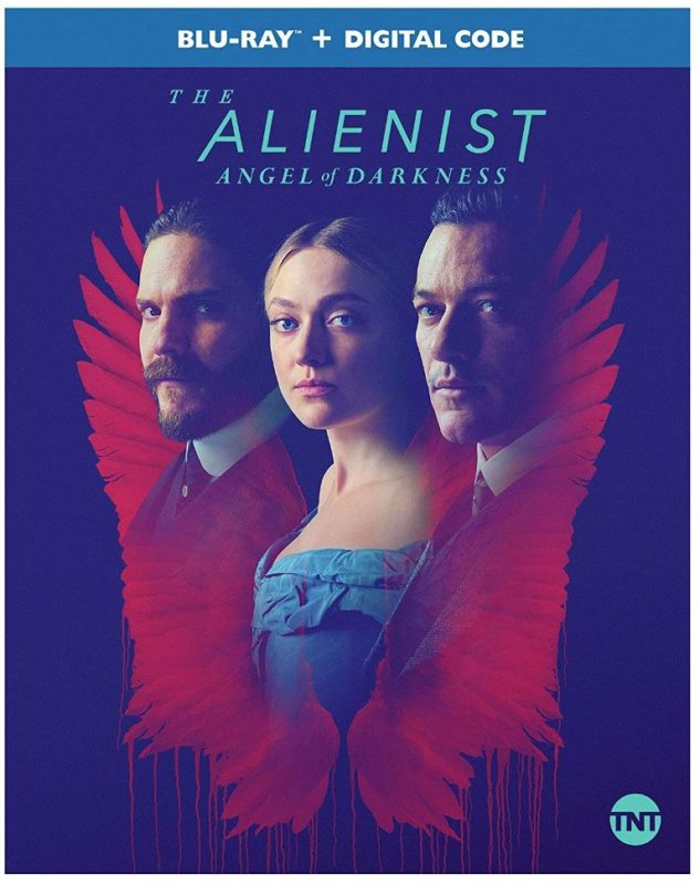 Alienist: Angel of Darkness on DVD