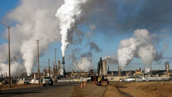 Keystone XL may be dead, but the fight over Canadian oil is alive and well