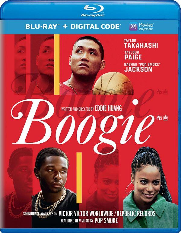 Boogie on Blu-ray