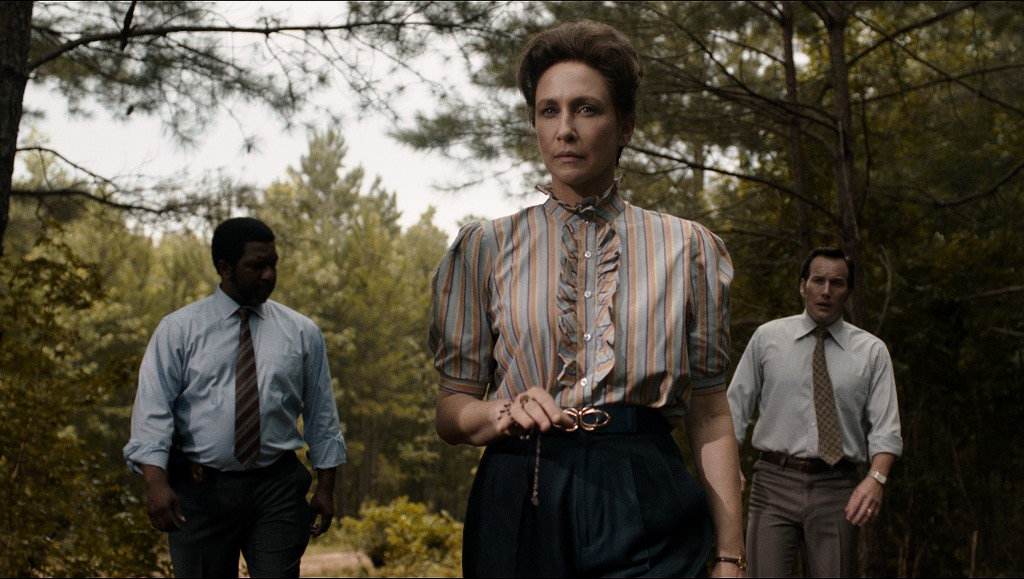 A scene from 'The Conjuring: The Devil Made Me Do It'