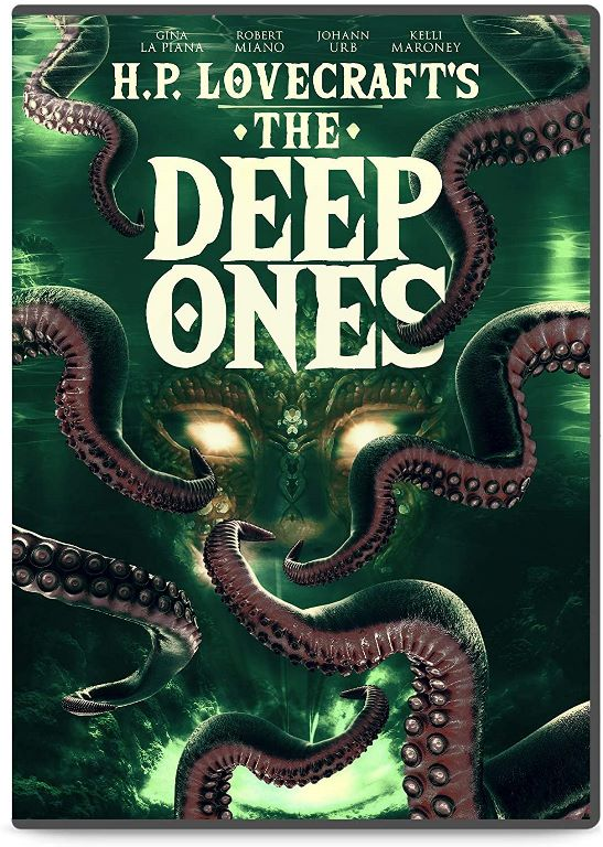 H.P. Lovecraft's The Deep Ones on DVD