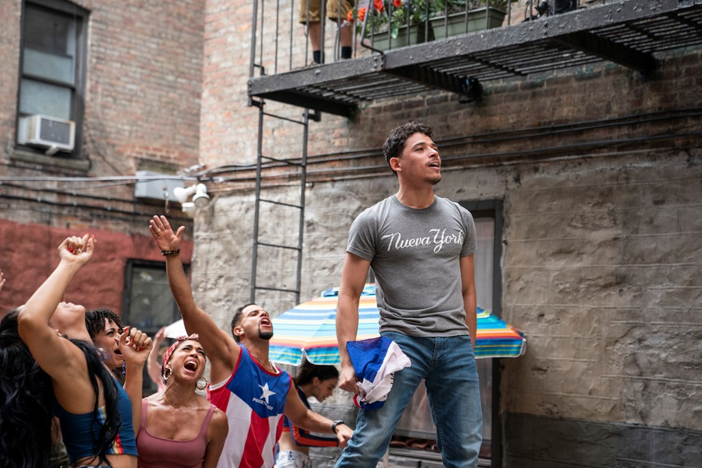 A scene from 'In the Heights'