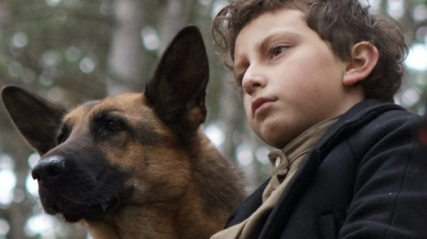 August Maturo in 'Shepherd: The Story of a Jewish Dog'
