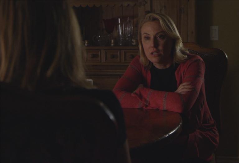 Meredith Thomas in 'The Wrong Boy Next Door'