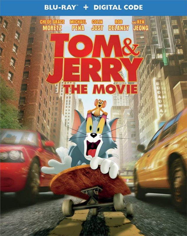 Tom & Jerry on Blu-ray