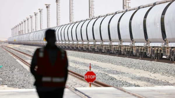 UAE Rail Network