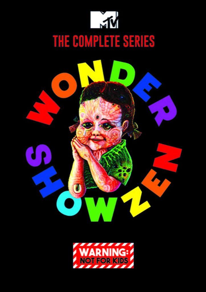 Wonder Showzen: The Complete Series on DVD
