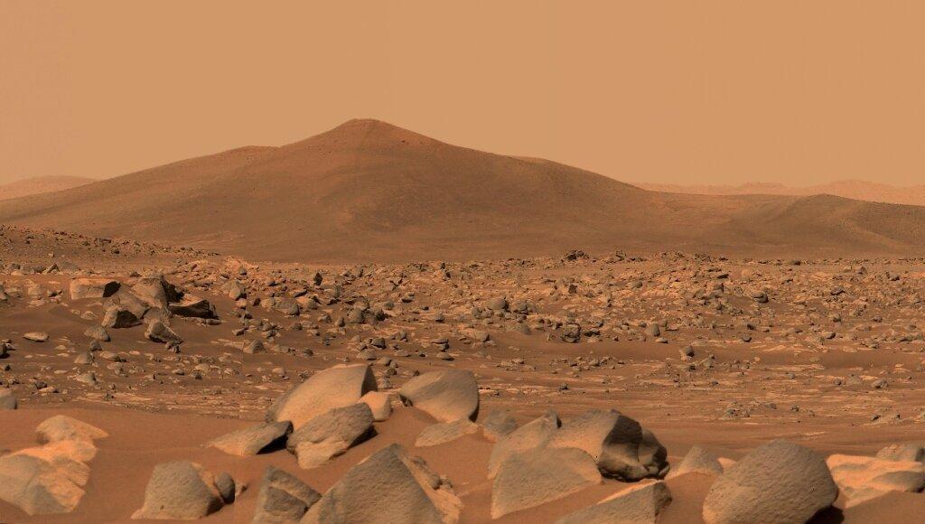 China Rover Mars