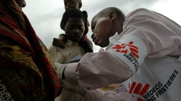 Doctors Without Borders: 50 years of emergency, revolt and dreams