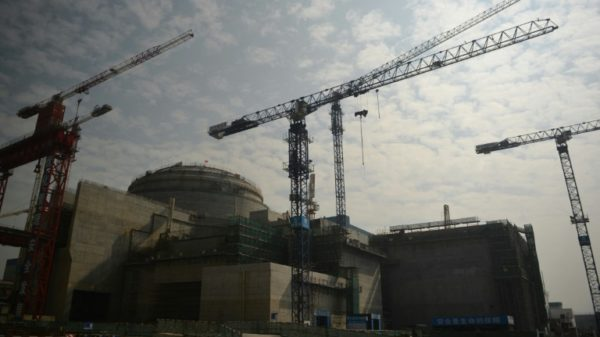 China blames minor fuel rod damage for nuclear plant issues