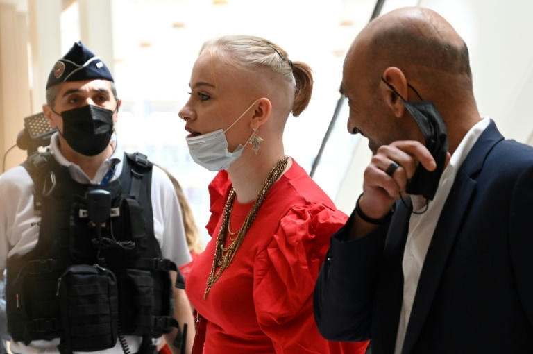 Thirteen on trial in France over threats against teen who slammed Islam