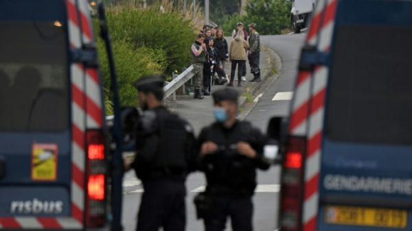 Several hurt as French police break up mass rave