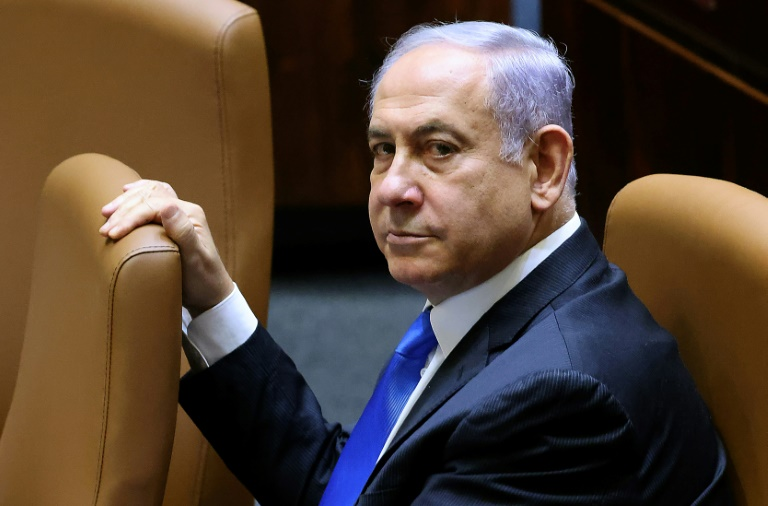 Israel's Netanyahu ousted as 'change' coalition forms new govt