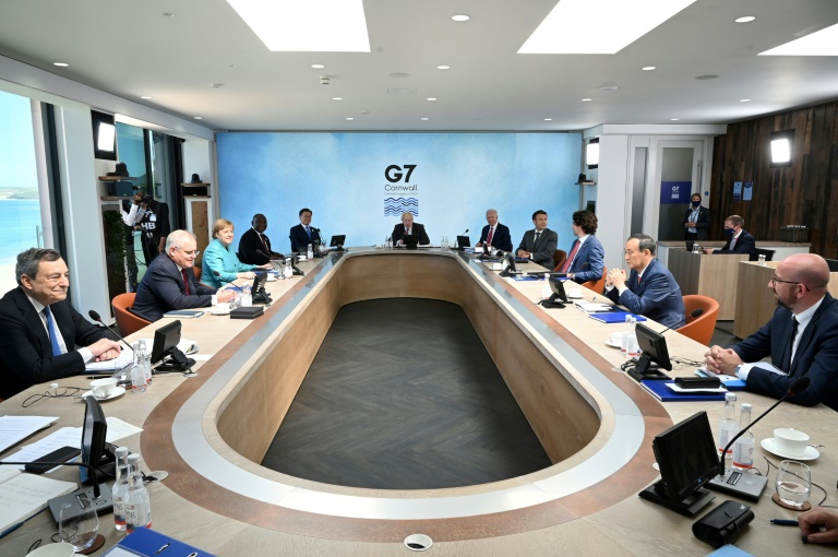 G7 to agree climate, conservation targets as summit ends