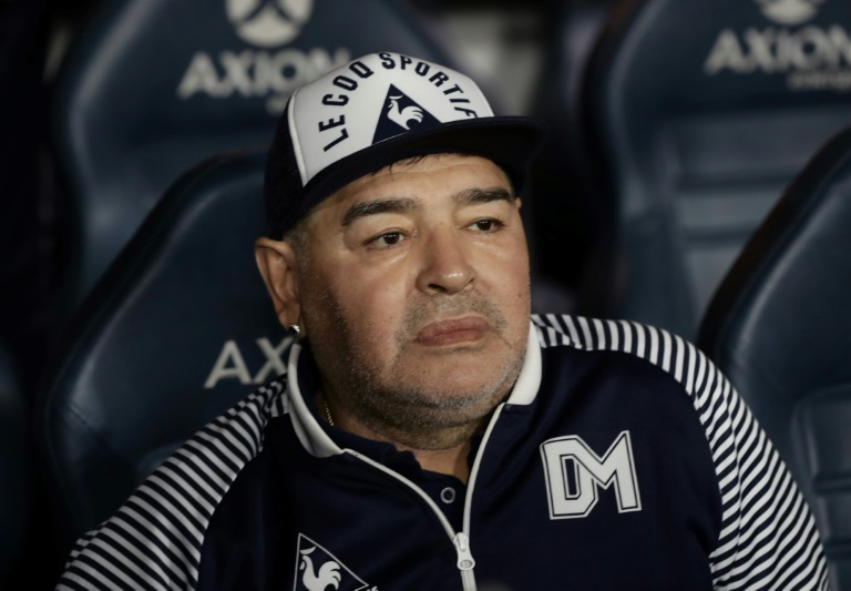 Maradona's nurse tells prosecutors he was following orders