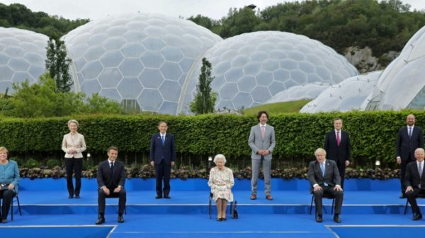 G7 leaders take on China, Covid and climate