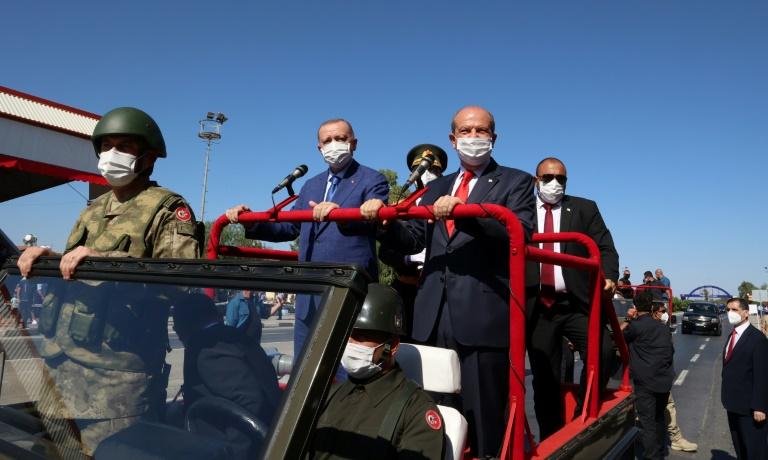 Turkey faces uproar by seeking shift on Cyprus