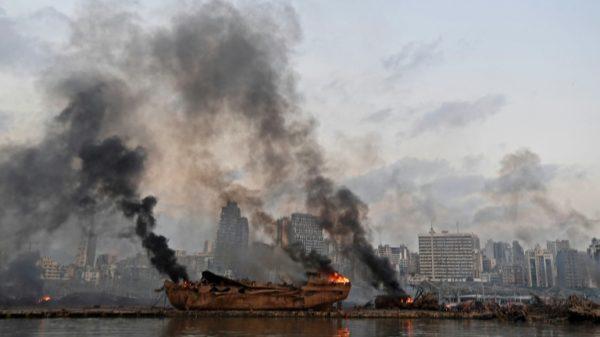 'Wounded soul': Beirut blast haunts scarred survivors