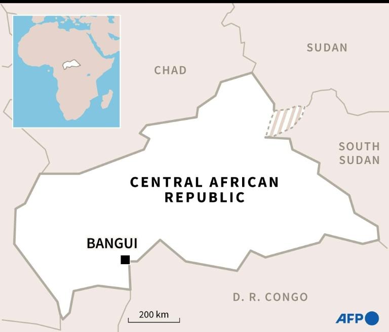 Six civilians killed in rebel attack on C.Africa village: UN